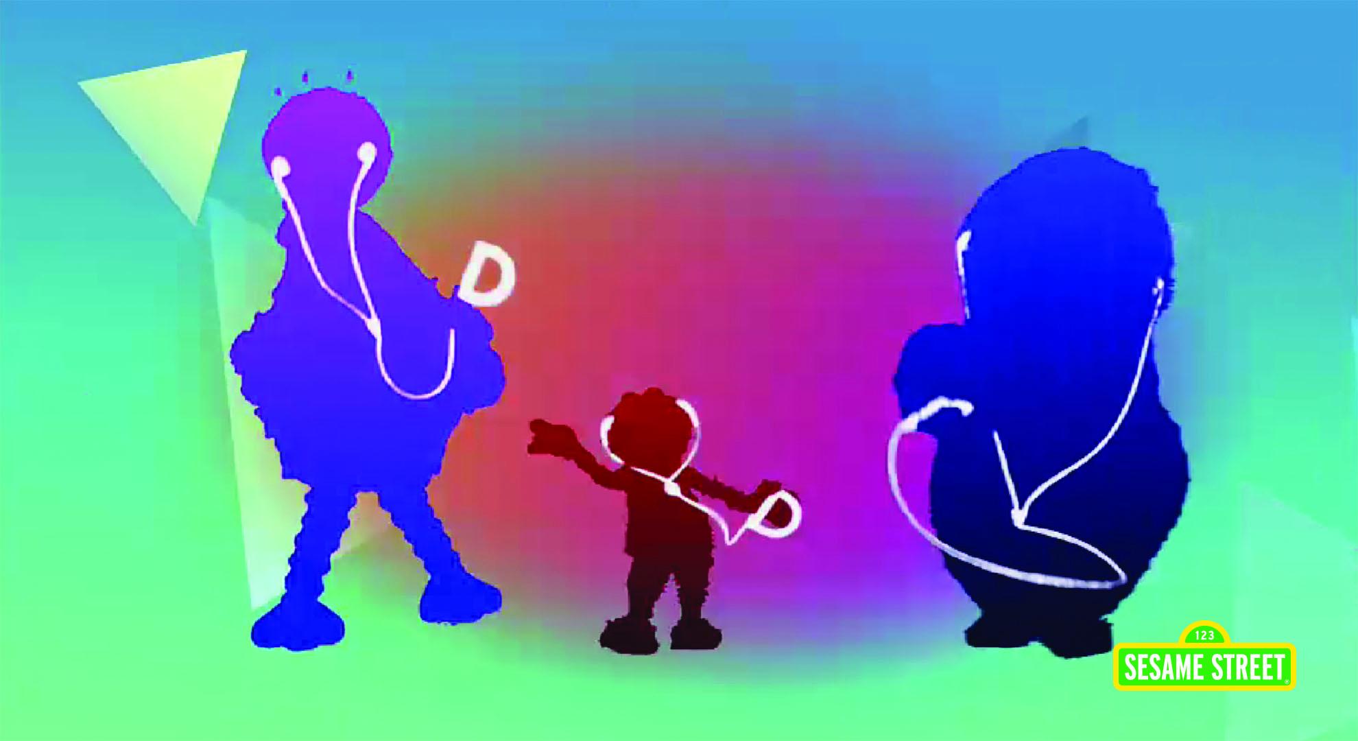 D-Dance | Sesame Street