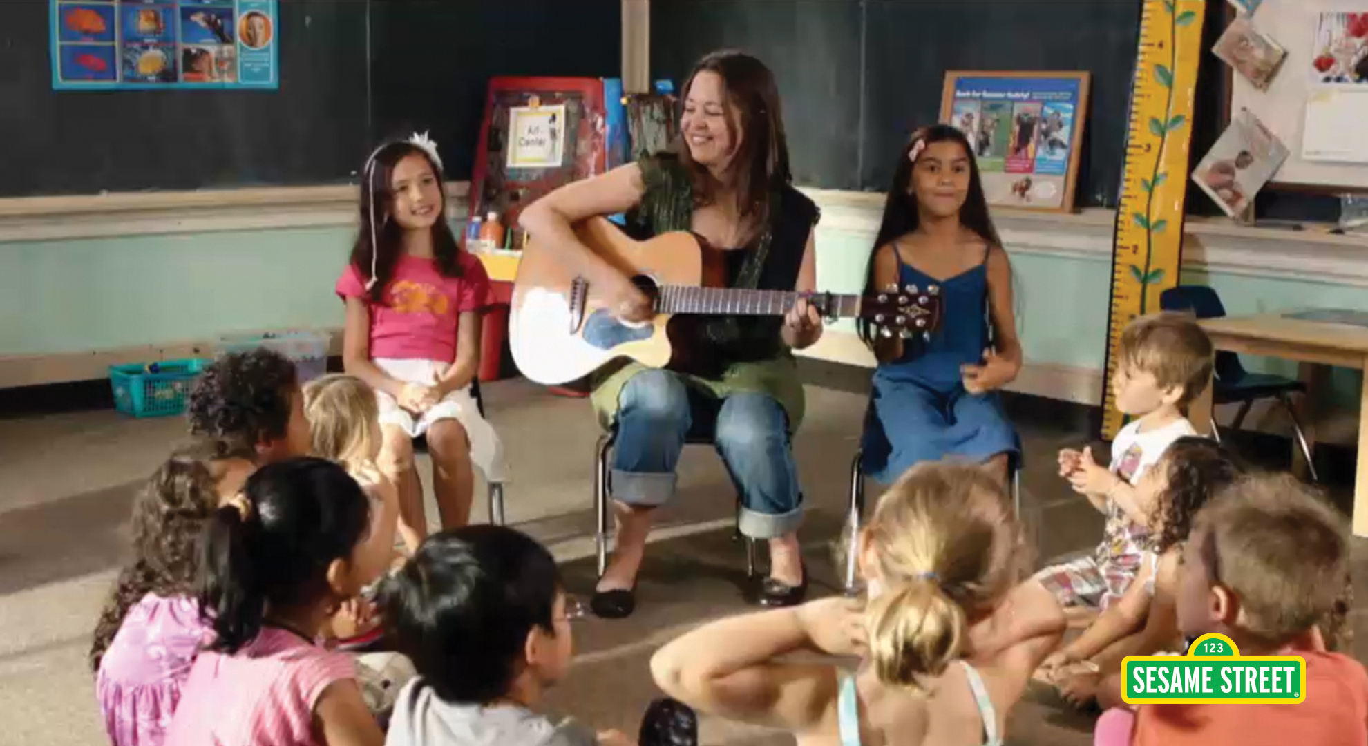 Sign the Sign-A-Long Song | Sesame Street