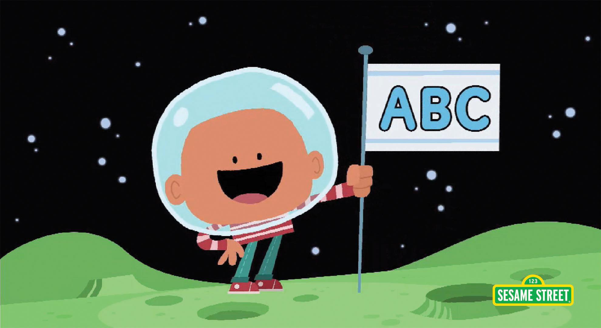 Outer Space Alphabet Song | Sesame Street