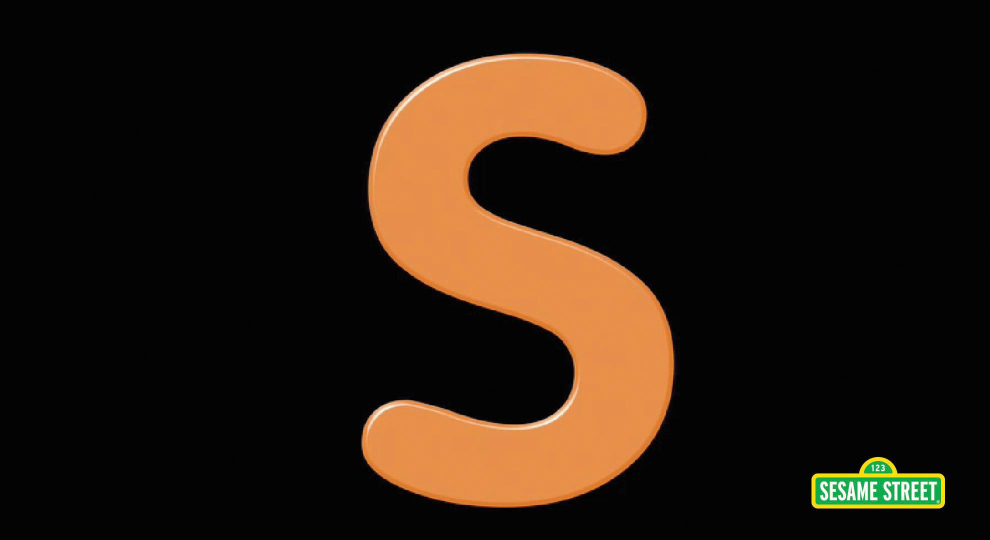 Song: Letter of the Day: S | Sesame Street