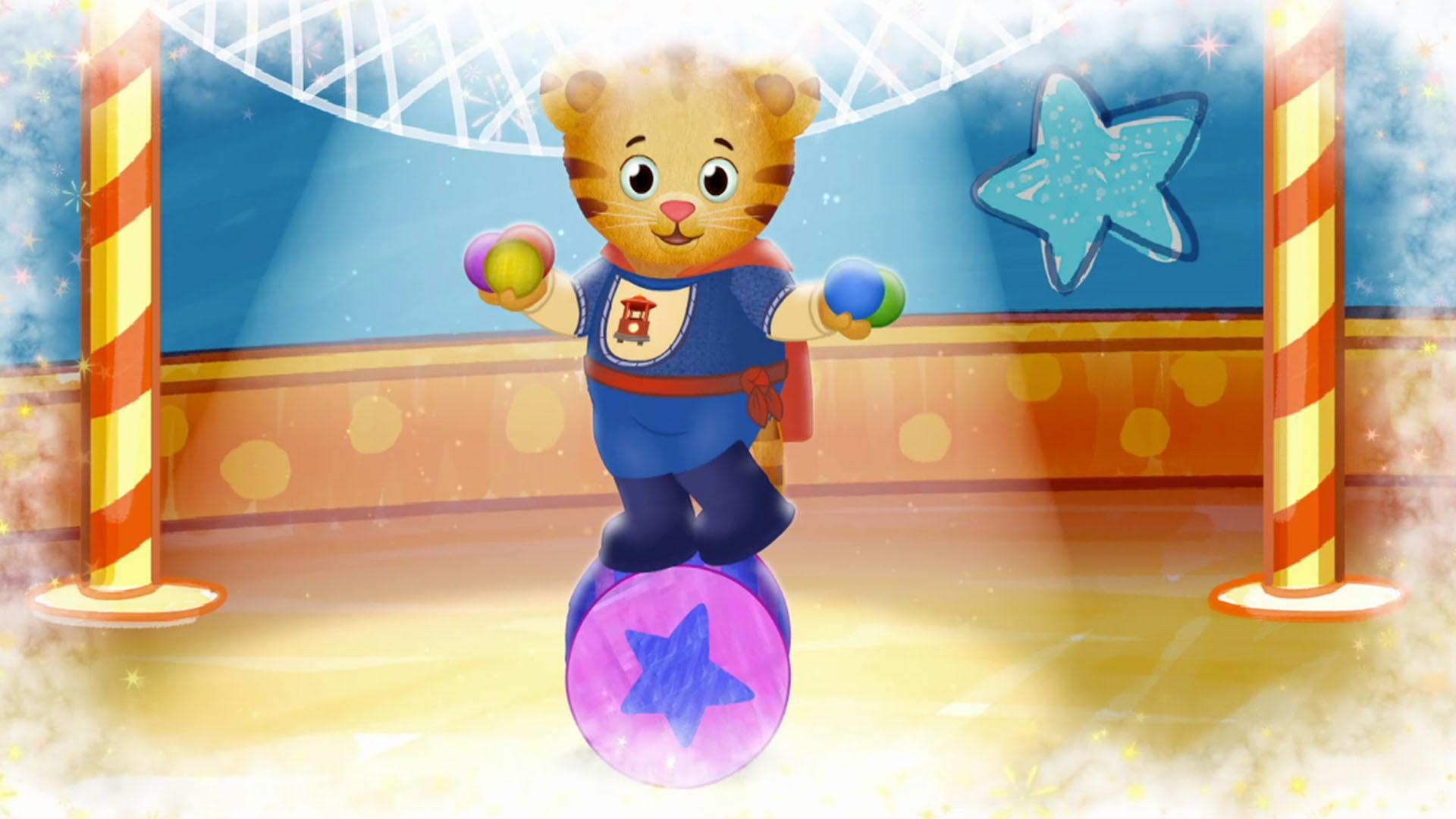 Circus Star Daniel