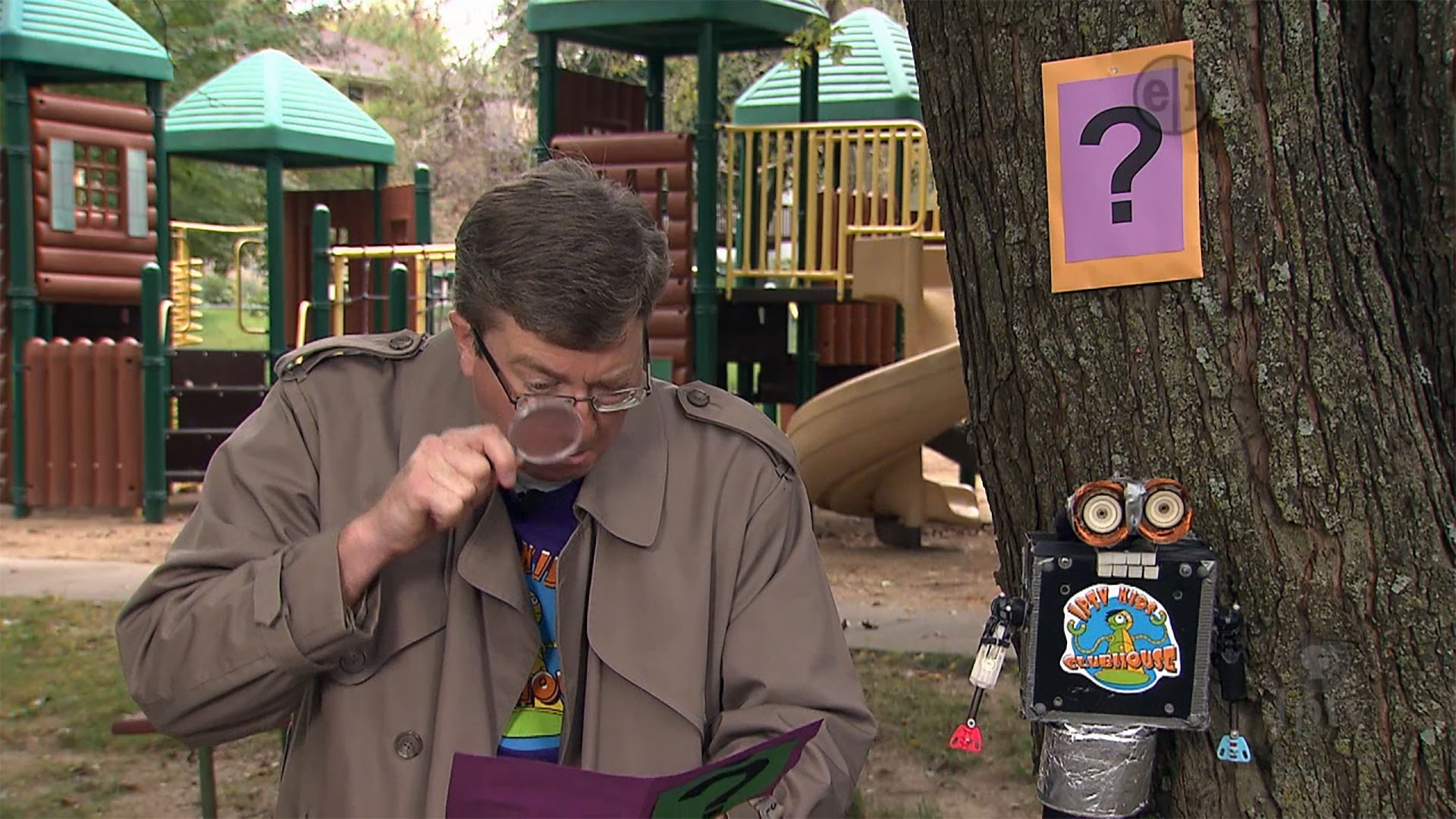 A Clubhouse Mystery: IPTV Kids Clubhouse