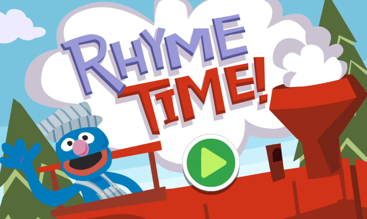 Rhyme Time | Sesame Street - Interactive