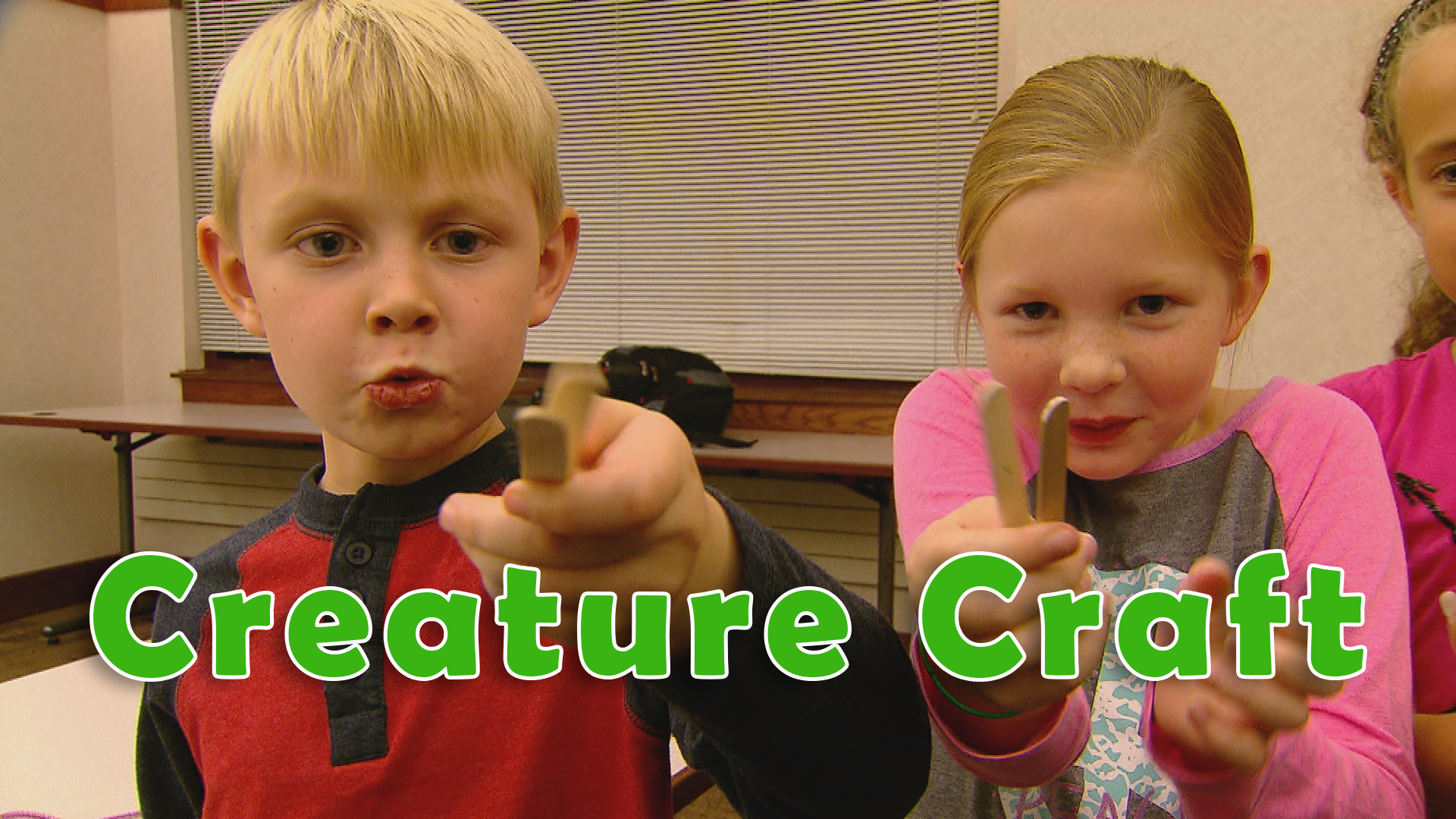 Read A Good Book-Creature Craft: PTV Kids Clubhouse