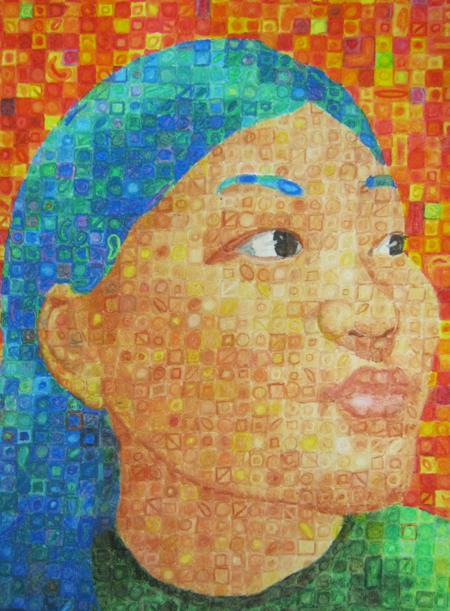 Image of student artwork