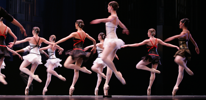 Image of group of dancers on stage