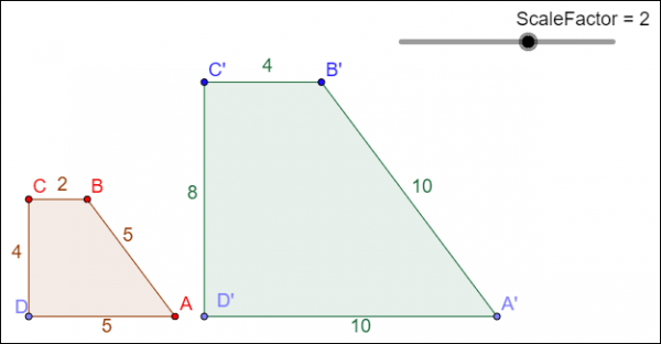 Image of two quadrilaterals.