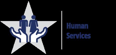 Human Services Career Cluster logo