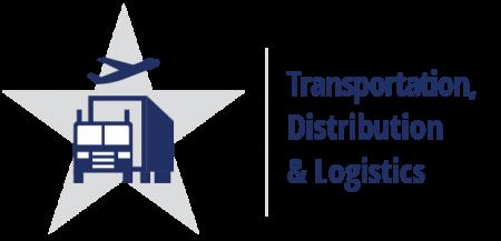 Transportation, Distribution and Logistics Career Cluster logo