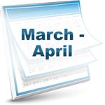 Calendar-Icon-March-April