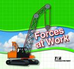 Cover of Grade 3: Forces at Work book