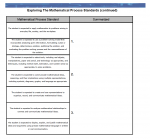 Image of Exploring the Mathematical Standards journal page