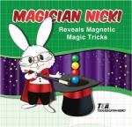 Magician Nicki Reveals Magnetic Magic Tricks