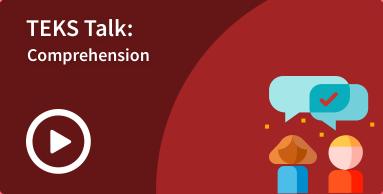sla comprehension teks talk image
