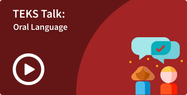 TEKS Talk - SLA Oral Language image